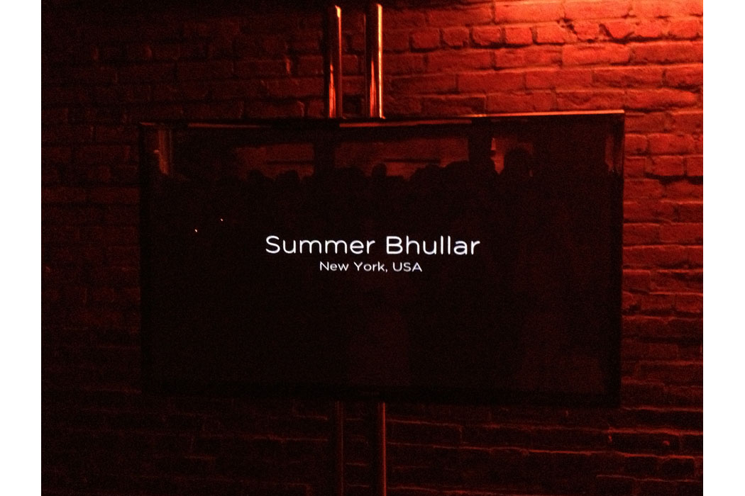 Story of the Creative 2013 - Summer Bhullar