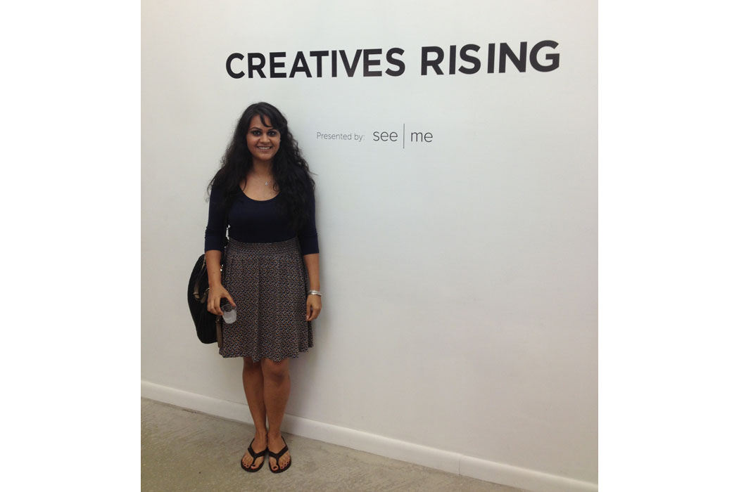 Story of the Creative - Creatives Rising 2013 - Summer Bhullar