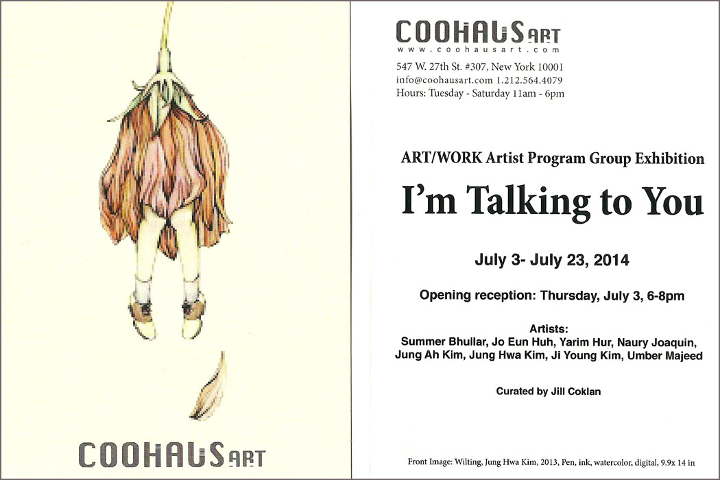 Coohaus Exhibition