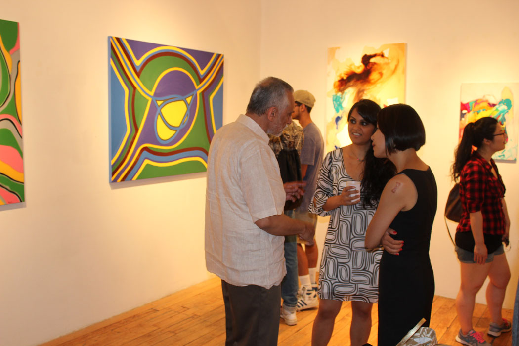 Coohaus Art - Birinder & Summer with Curator