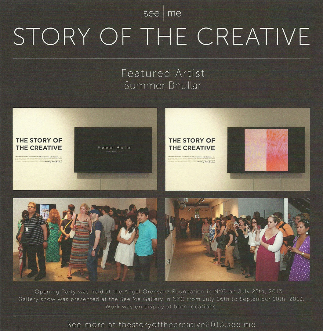Story of the Creative