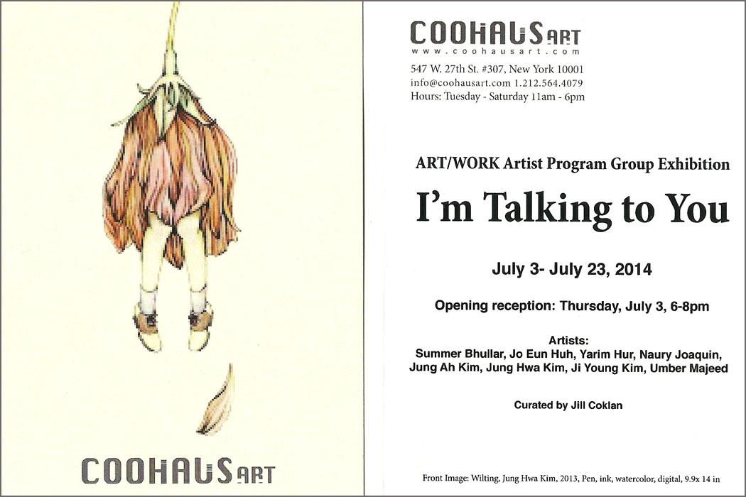 Coohaus Exhibition