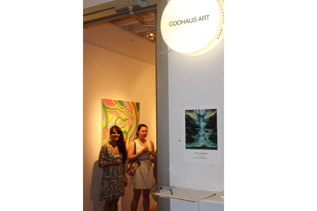 Coohaus Art - Coohaus Exhibition