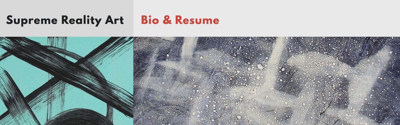 Bio & Resume